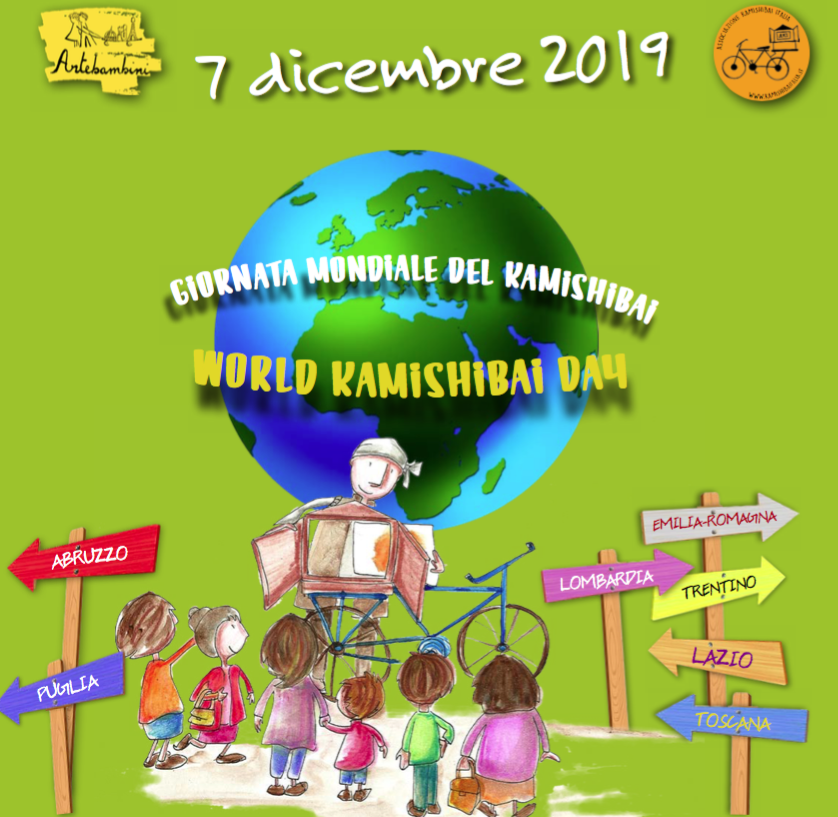 world kamishibai day italia 2019